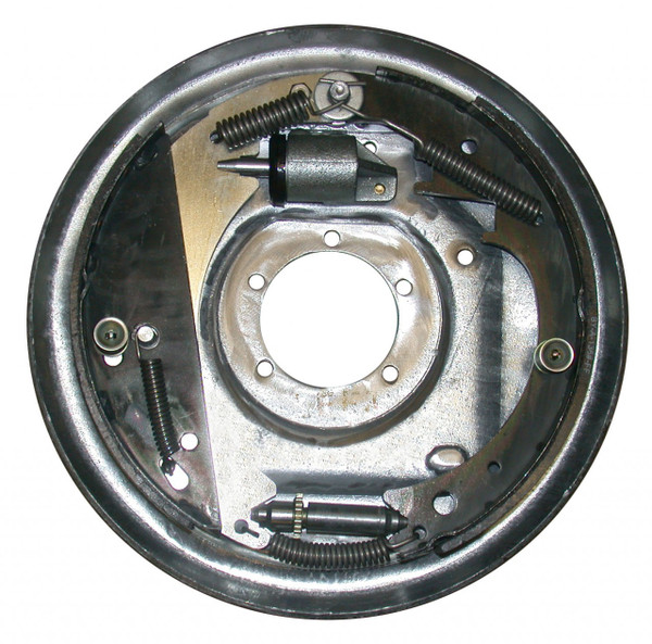 "42029M --- 12"" Marine Grade Free-Backing Hydraulic Brake - Left Hand Assembly - 6k"