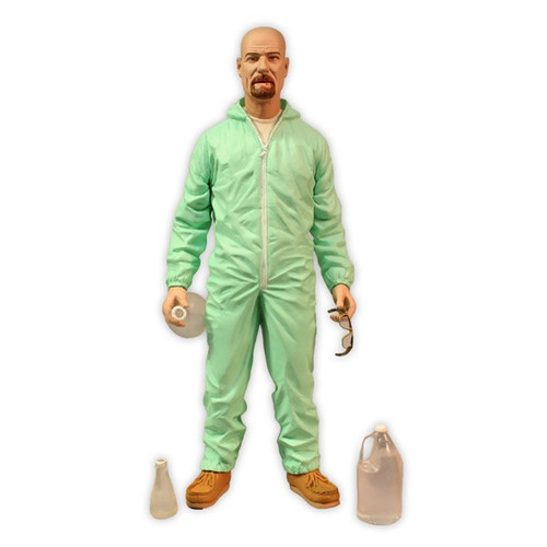 Mezco Breaking Bad Walter White Previews Exclusive Blue