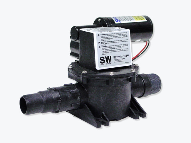 Sealand Dometic Kj1200 Vacuum Pump Repair Kit 12 Volt