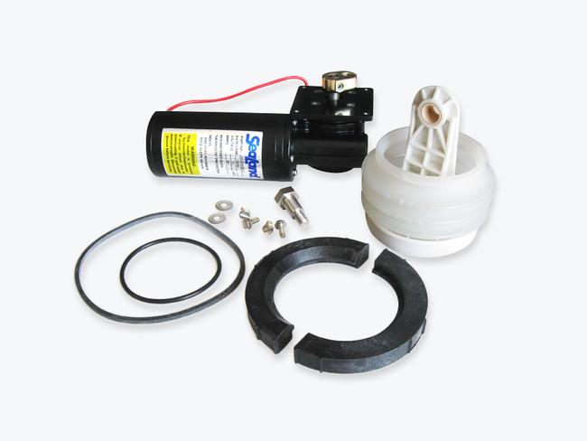 Sealand 210 Toilet Parts Model – Billy Knight