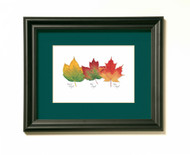 3 Maples Tree Print