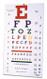 Colored Eye Chart