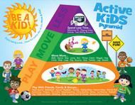 Active kids Pyramid Handout