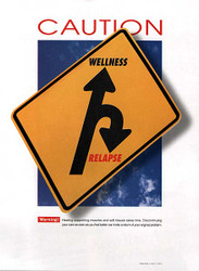 Relapse Chiropractic Poster