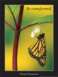 Be Transformed Poster
