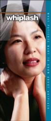 Whiplash Chiropractic Brochure