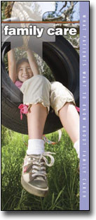 Family Care Chiropractic Brochure