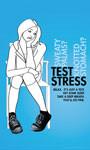 Test Stress Poster