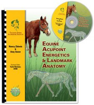 Equine Acupoint Energetics & Landmark Anatomy - DVD & Manual