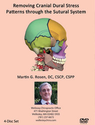 Removing Cranial Dural Stress Patterns through the Sutural System DVD's