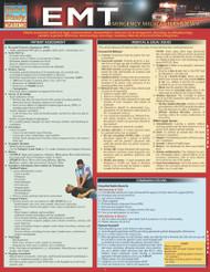 Emergency Medical Technician Chart