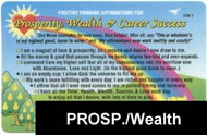 Prosperity and Wealth Card