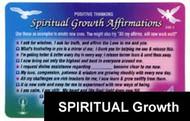Spiritual Growth Card