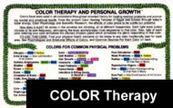 Color Therapy Card