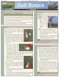 Golf Basics Chart