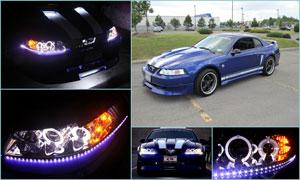2004 Mustang - Custom Lighting