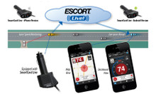 REAL-TIME TICKET PROTECTION - Compatible with Select ESCORT and Beltronics Radar Detectors