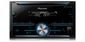 Pioneer FH-S500BT NEW! Double DIN CD Receiver with Improved Pioneer ARC App Compatibility, MIXTRAX®, Built-in Bluetooth®