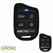 Basic 4-Button Remote Car Starter