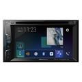 "Pioneer AVH-1400NEX Multimedia DVD Receiver with 6.2"" WVGA Display, Apple CarPlay, Built-in Bluetooth, SiriusXM-Ready and AppRadio Mode +"