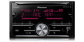Pioneer FH-S700BS Double DIN CD Receiver with Enhanced Audio Functions, Improved Pioneer ARC App Compatibility, MIXTRAX, Built-in Bluetooth, and SiriusXM-Ready