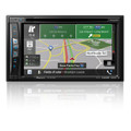 "Pioneer AVIC-W6400NEX In-Dash Navigation AV Receiver with 6.2"" WVGA Touchscreen Display"