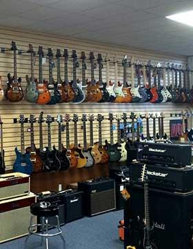 shop prs guitars drums amps effects more northeast music center inc. Black Bedroom Furniture Sets. Home Design Ideas