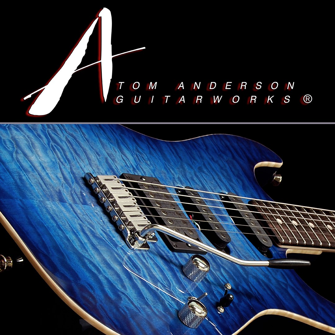 Shop great Tom Anderson Guitarworks - Only at the Northeast Music Center Inc