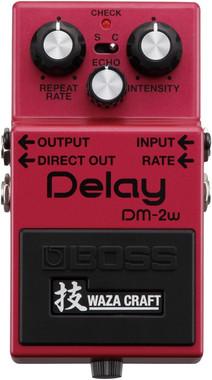 Boss DM-2W Delay Guitar Effects Pedal