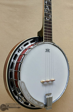 Ibanez B200 5-String Banjo Natural Closed Back | Northeast Music Center Inc.