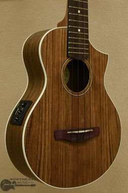 Ibanez UEW14E Single Cut Ukulele - Natural