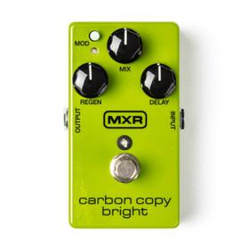 MXR M269 Carbon Copy Bright Analog Delay | Jim Dunlop Effects Pedals - Northeast Music Center