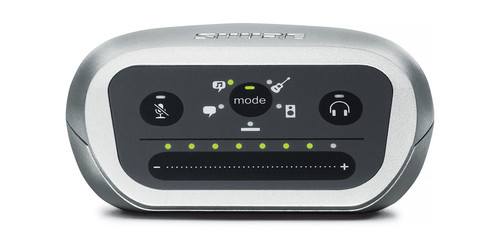 IMAGE - Shure Motiv MVi Digital Audio Interface at the Northeast Music Center Inc.