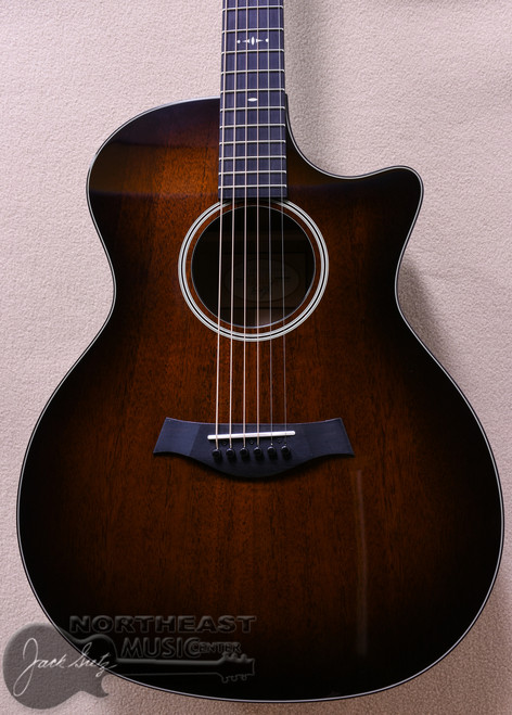 Taylor 524ce in Shaded Edge Burst (524ce)