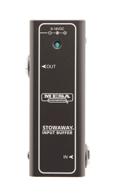 Mesa Boogie Stowaway Input Buffer