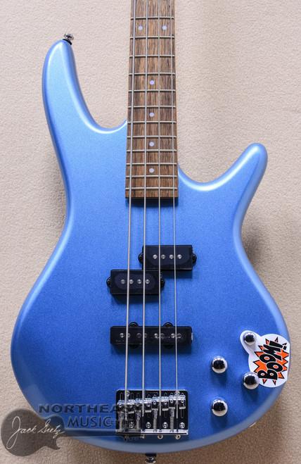 Ibanez GSR200 Gio Soundgear Electric Bass in Soda Blue (GSR200SDL)