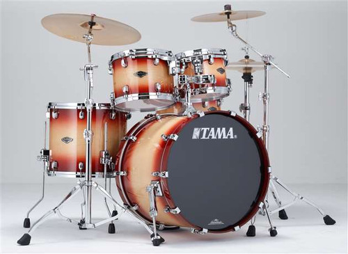 TAMA Starclassic Performer Drum Kit in Cherry Natural Burst (PS42S-CNT)