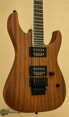 ESP/LTD M-400M Electric Guitar in Natural Satin Finish | Northeast Music Center Inc.