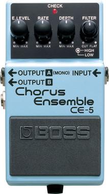 Boss CE-5 Stereo Chorus Ensemble Pedal (CE-5)