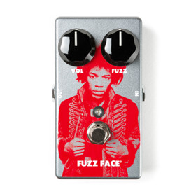 Dunlop Jimi Hendrix™ Fuzz Face® Distortion (JHM5)