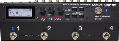 Boss MS-3 Multi Effects Switcher (MS-3)