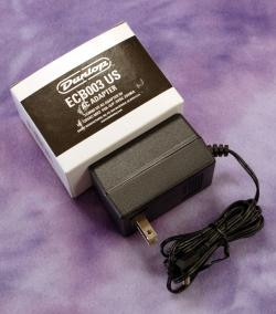 Dunlop ECB-003 9V Power Supply for Dunlop Pedals