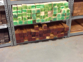 PRS Wood Library Visit 09-28-2017 594 and Custom 24 Fatback 10 of each Model