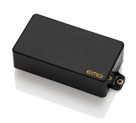 EMG 89 Active Duel Humbucking Pickup for Guitar in Black (EMG-89)