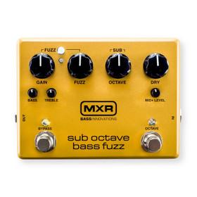 MXR M287 Sub Octave Bass Fuzz Pedal (m287)