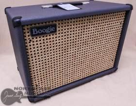 Mesa Boogie 1x12 Widebody Cabinet in British Slate with Wicker Grille and Black Welt