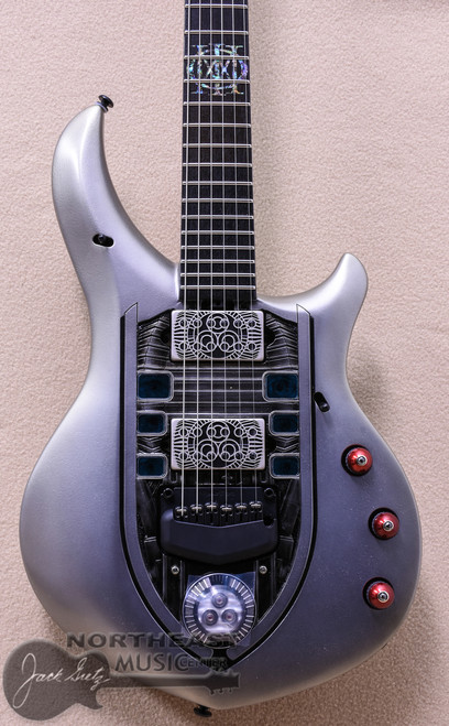 Ernie Ball Music Man BFR Limited Edition JP Majesty Nomac (#14 of 20 Made)