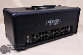 Mesa Boogie Triple Crown TC-100 100-watt Tube Guitar Amplifier Head (2.TC1.BBC1)