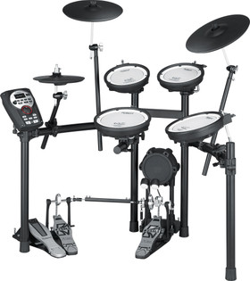 Roland TD-11KV Compact Electronic Drum Set with Mesh Heads (TD-11KV)