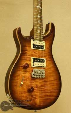 "PRS SE Custom 24 ""Lefty"" - Tobacco Sunburst 